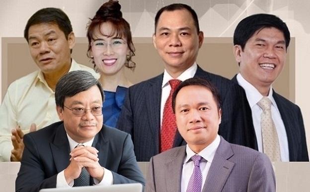 Bất ngờ những nghề khởi nghiệp của các đại gia Việt trước khi trở thành tỷ phú USD - Ảnh 1