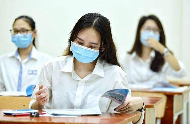 Bộ GD&ĐT công bố 144 thí sinh được miễn thi tốt nghiệp, xét tuyển thẳng đại học, cao đẳng năm 2021 - Ảnh 1