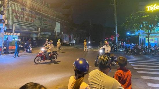 Cận cảnh hiện trường vụ cháy nhà ở TP.HCM làm 8 người tử vong - Ảnh 6