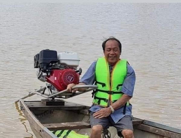 """""""Dượng Hương Thư"""" đời thường """"đạp sóng"""" cứu hơn 100 người giữa tâm bão - Ảnh 2"""