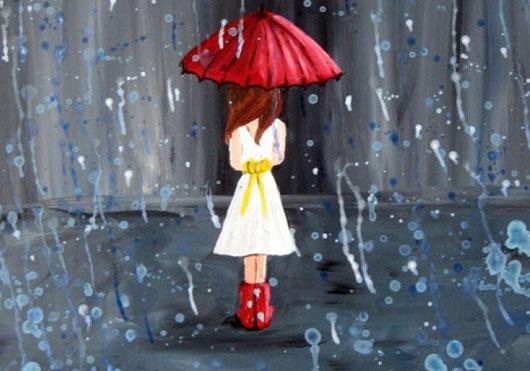 Ký ức về những cơn mưa - Ảnh 1