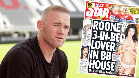 Wayne Rooney: Bị gái gọi phanh phui chuyện thác loạn và đời tư đáng xấu hổ - Ảnh 3