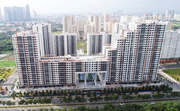 Thuận Việt tham gia dự án 1.330 căn hộ tái định cư Thủ Thiêm từ khi nào? - Ảnh 1