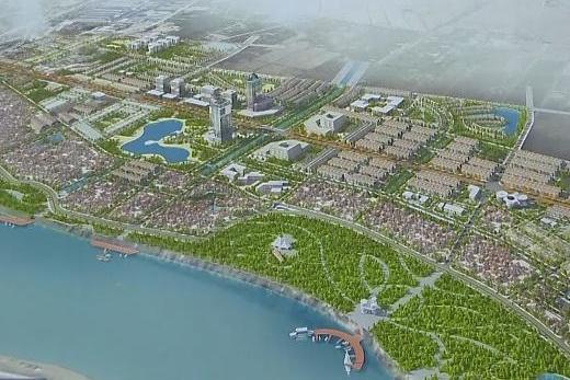 Eurowindow được giao dự án gần 300ha ở Thanh Hóa - Ảnh 1