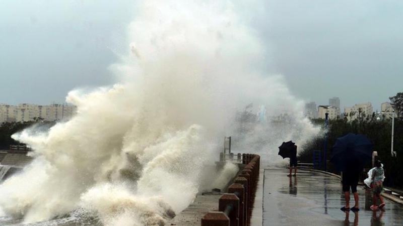 Siêu bão Lekima tàn phá Trung Quốc, ảnh hưởng tới gần 13 triệu người - Ảnh 1