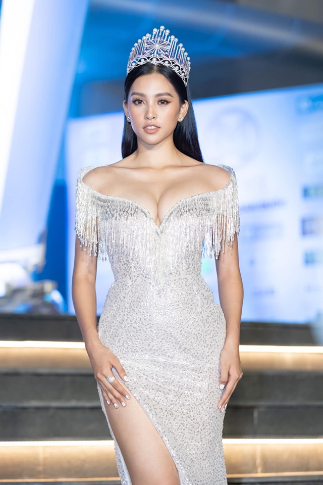 Hoa hậu Trần Tiểu Vy: Đã có lúc tưởng mất tất cả, chán nản không muốn sống - Ảnh 3