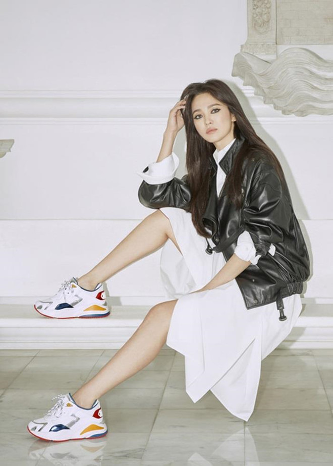 Sau ly hôn, Song Hye Kyo trang điểm đẹp lạ làm người hâm mộ khen ngợi hết lời - Ảnh 2