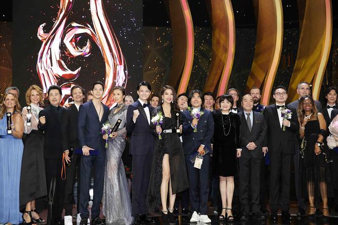 Trương Ngọc Ánh vinh dự nhận giải Ngôi sao châu Á tại Hàn Quốc - Ảnh 4