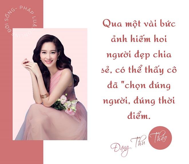 """Hoa hậu Đặng Thu Thảo: Nàng Lọ Lem giữa đời thực và gia thế """"khủng"""" của người chồng tài năng - Ảnh 3"""