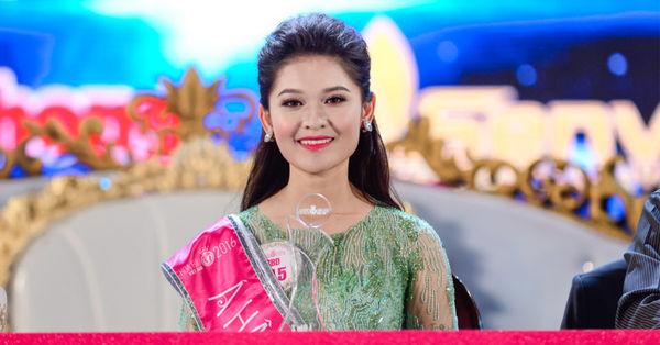 Điểm danh 9 hoa hậu xinh đẹp, giỏi giang xuất thân từ Đại học Ngoại Thương - Ảnh 7