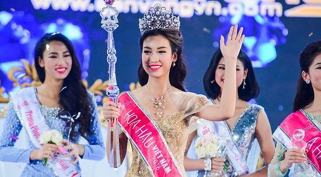 Điểm danh 9 hoa hậu xinh đẹp, giỏi giang xuất thân từ Đại học Ngoại Thương - Ảnh 8