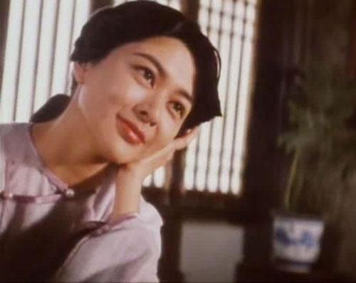 Bất ngờ về nhan sắc thật của 'dì mười ba' - vợ thứ 4 Hoàng Phi Hồng - Ảnh 1