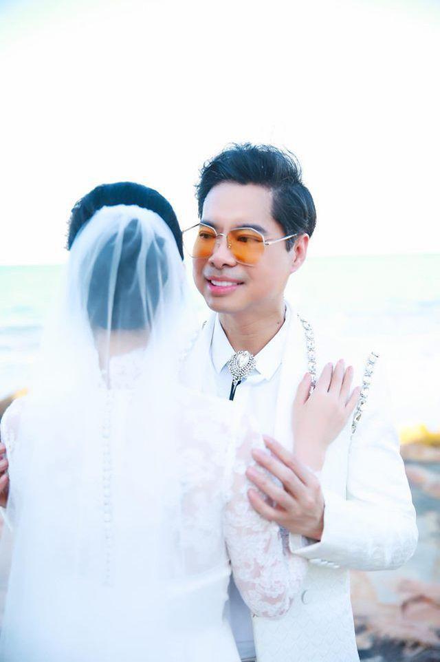 Danh tính của cô dâu xinh đẹp xuất hiện trong bộ ảnh cưới của Ngọc Sơn - Ảnh 1