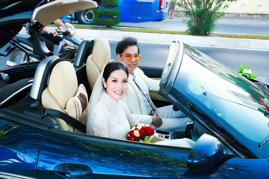 Danh tính của cô dâu xinh đẹp xuất hiện trong bộ ảnh cưới của Ngọc Sơn - Ảnh 2