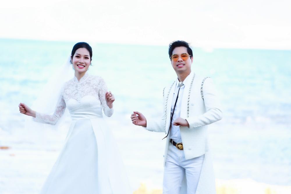 Danh tính của cô dâu xinh đẹp xuất hiện trong bộ ảnh cưới của Ngọc Sơn - Ảnh 4