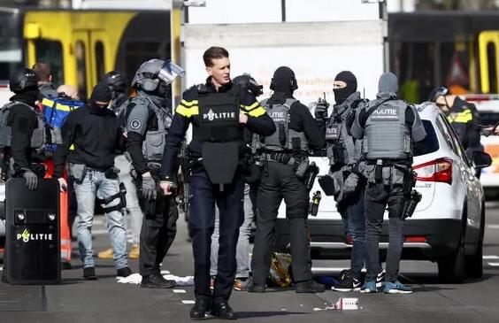 Nổ súng nghiêm trọng tại Hà Lan, 3 người bị bắn chết, 1 người bị thương - Ảnh 1