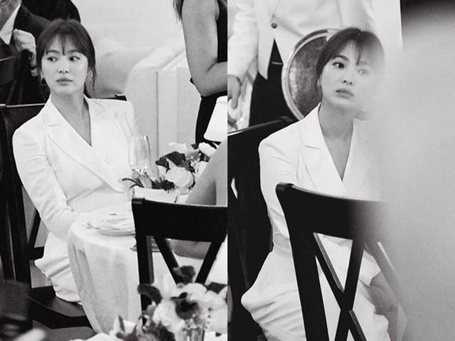 """Song Hye Kyo bình thản tiết lộ cảm xúc sau khi ly hôn Song Joong Ki khiến fan """"thở phào"""" - Ảnh 2"""