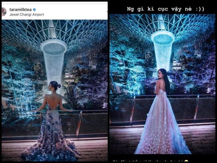"""Dân mạng """"bóc phốt"""" vợ hai đại gia Minh Nhựa ghép hình mình vào ảnh du lịch sang chảnh của người khác - Ảnh 3"""