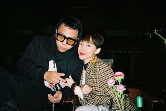 Tóc Tiên công khai hẹn hò Hoàng Touliver: Hành trình 4 năm yêu trong bí mật - Ảnh 2