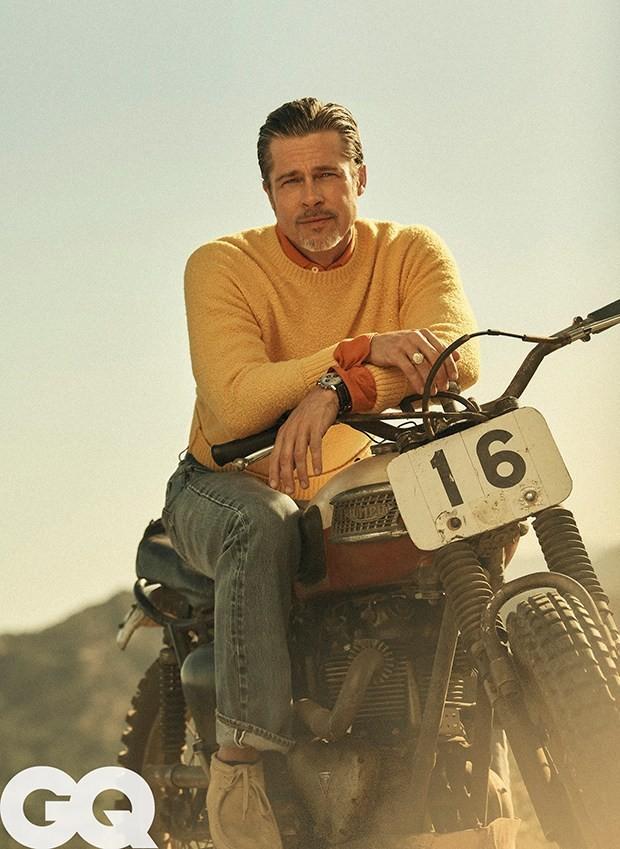 Brad Pitt chia sẻ những chiêm nghiệm về cuộc đời và hướng đi mới nếu dừng sự nghiệp diễn viên - Ảnh 2