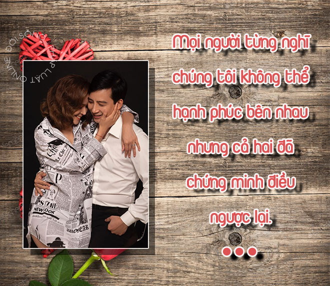 """Cuộc sống hôn nhân đời thực của Nguyệt """"thảo mai"""" và người chồng nhu nhược """"Hoa hồng trên ngực trái"""" - Ảnh 5"""
