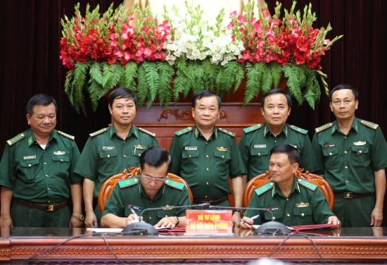 Bộ đội Biên phòng có tân Tham mưu trưởng - Ảnh 1