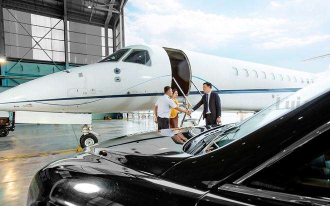 Cực VIP: Bay Hà Nội - TP.HCM giá gần nửa tỷ đồng - Ảnh 1