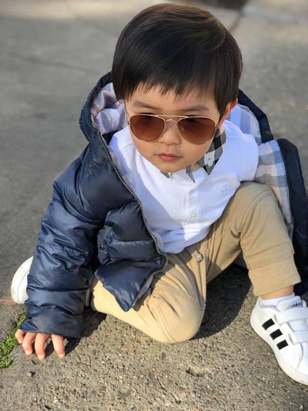 Mới 2 tuổi, con trai Đan Trường đã kiếm 20 triệu đồng/tháng - Ảnh 2