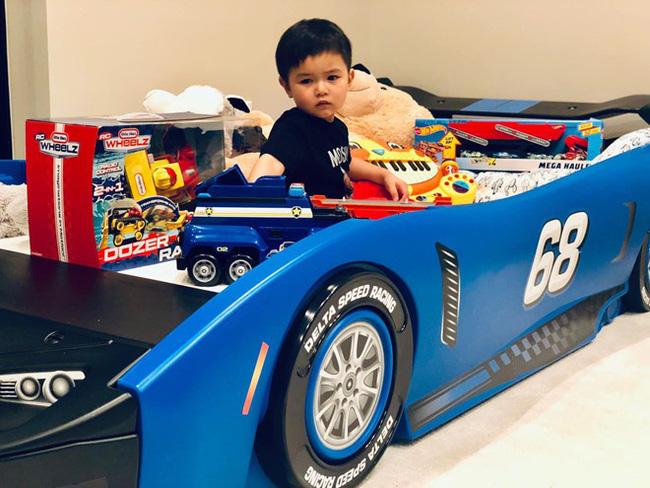 Mới 2 tuổi, con trai Đan Trường đã kiếm 20 triệu đồng/tháng - Ảnh 7