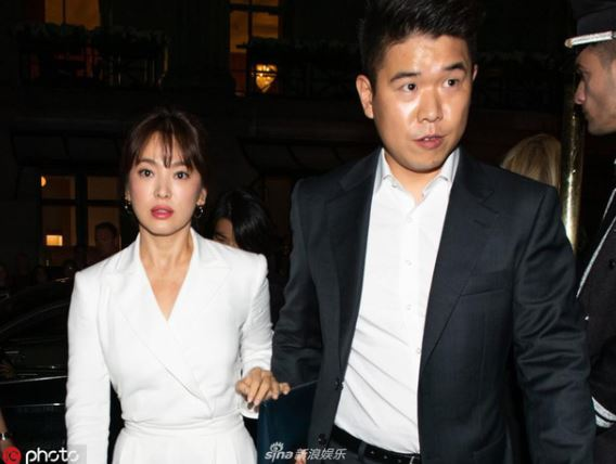 Song Hye Kyo khiến fan thất vọng vì nhan sắc kém xinh, tăng cân hậu ly hôn - Ảnh 1