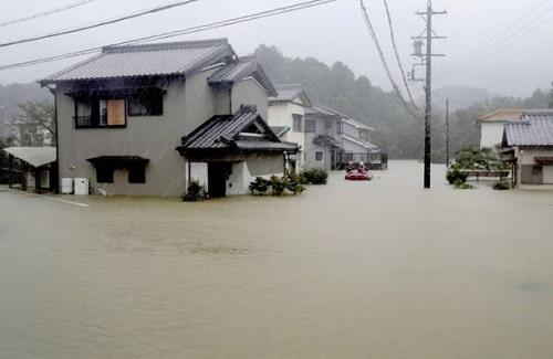 Siêu bão Hagibis mạnh nhất sau 61 năm tấn công vào Nhật Bản - Ảnh 4