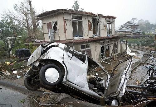 Siêu bão Hagibis mạnh nhất sau 61 năm tấn công vào Nhật Bản - Ảnh 3
