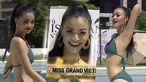 Tin tức giải trí mới nhất ngày 18/10: Á hậu Kiều Loan tự tin diện áo tắm ở Miss Grand International 2019 - Ảnh 2