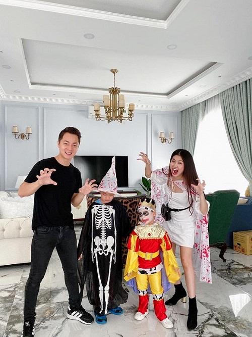 Dàn sao Việt cosplay muôn hình muôn vẻ hưởng ứng Halloween 2019 - Ảnh 5