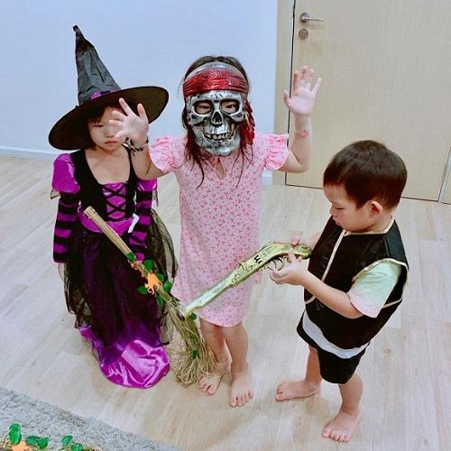 Dàn sao Việt cosplay muôn hình muôn vẻ hưởng ứng Halloween 2019 - Ảnh 7