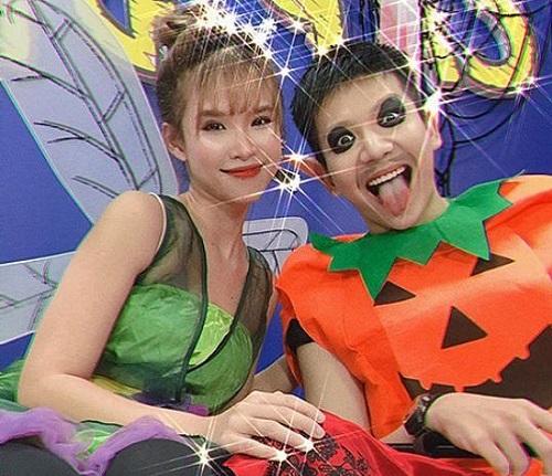 Dàn sao Việt cosplay muôn hình muôn vẻ hưởng ứng Halloween 2019 - Ảnh 2