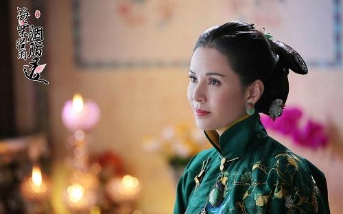 """Thần thái của Lý Nhược Đồng trong 'Hải đường kinh vũ yên chi thấu' nhận """"mưa lời khen"""" - Ảnh 2"""