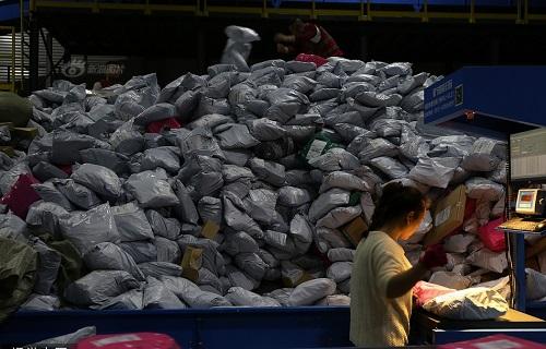 """Bên trong một công ty chuyển phát nhanh sau cuộc """"đại chiến mua sắm"""" 11/11 ở Trung Quốc - Ảnh 5"""