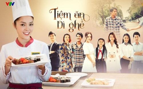 """""""Tiệm ăn dì ghẻ"""" chính thức lên sóng khung giờ vàng trên kênh VTV3 - Ảnh 1"""