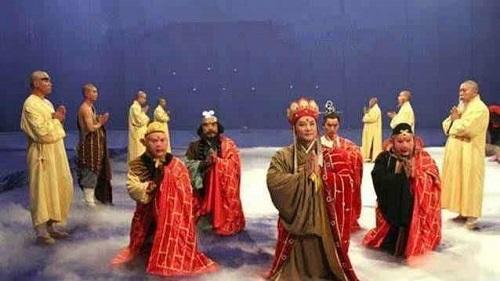 Tây Du Ký: Đấu chiến thắng Phật Tôn Ngộ Không thuộc cấp bậc nào trong Phật Giới - Ảnh 2