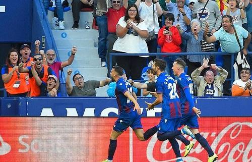 """Messi """"nổ súng"""", Levante vẫn nhấn chìm Barcelona trên sân nhà - Ảnh 2"""
