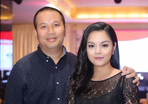 Phạm Quỳnh Anh và Quang Huy vui vẻ hội ngộ nhân dịp sinh nhật con gái - Ảnh 2