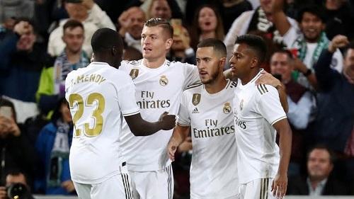 Hòa thất vọng trước Betis, Real Madrid vuột cơ hội trở lại ngôi đầu bảng - Ảnh 1