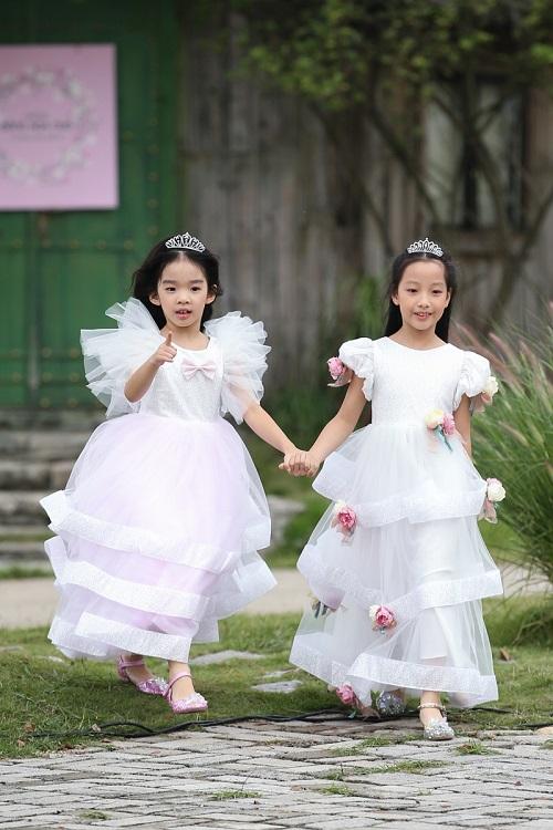 Tuần lễ Thời trang Trẻ em Việt Nam: Tình mẫu tử lên ngôi - Ảnh 6