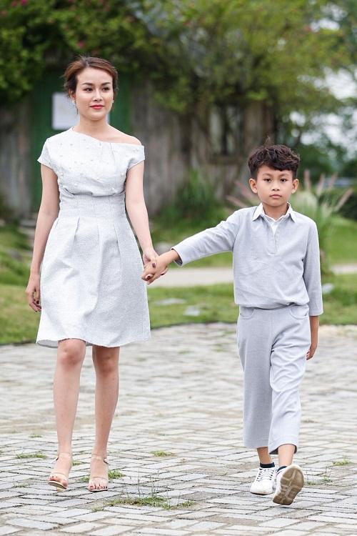 Tuần lễ Thời trang Trẻ em Việt Nam: Tình mẫu tử lên ngôi - Ảnh 3