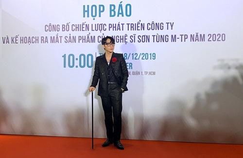 """""""Chàng chủ tịch"""" Sơn Tùng M-TP tiết lộ các siêu dự án trong năm 2020 của M-TP Entertainment  - Ảnh 1"""