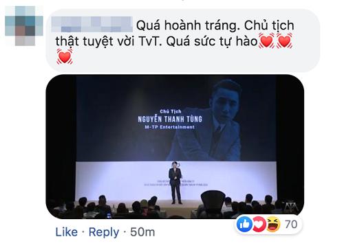 """""""Chàng chủ tịch"""" Sơn Tùng M-TP tiết lộ các siêu dự án trong năm 2020 của M-TP Entertainment  - Ảnh 6"""