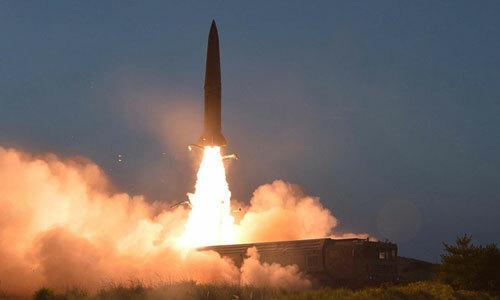 """Triều Tiên có thể tiến hành thử tên lửa tầm xa như như một """"món quà Giáng sinh"""" không mong muốn tới Mỹ - Ảnh 1"""