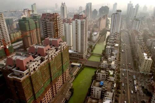 """Những dự án hiện đại bỗng biến thành """"thành phố ma"""" hoang vu lạnh lẽo ở Trung Quốc - Ảnh 13"""
