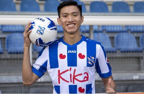 Cựu HLV của SC Heerenveen cho rằng Văn Hậu đang nhận lương quá cao so với trình độ - Ảnh 1